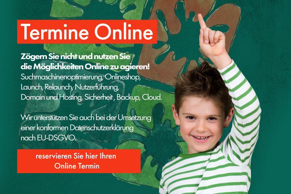 Online Termin reservieren